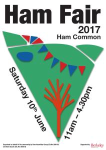 Ham Fair 2017 poster